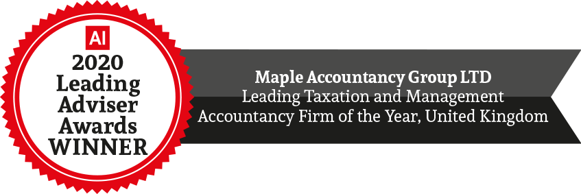 MAOct20177 Maple Accountancy Group LTD Winners Logo