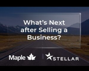 Webinar 4:What's Next after Selling a Business?